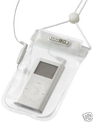 DesignGO: WATERPROOF IPOD IPHONE MOBILE CASE BAG SHELL