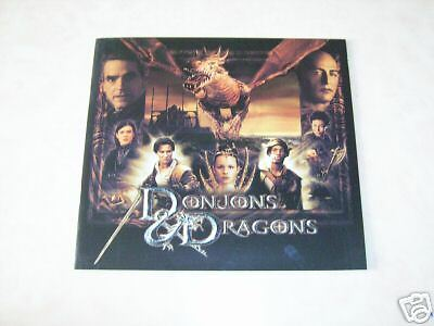DUNGEONS AND DRAGONS- Jeremy Irons