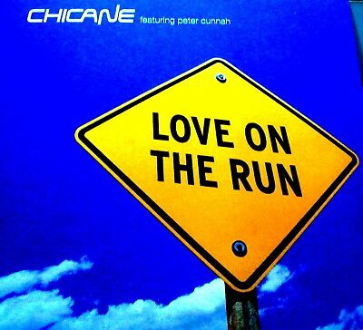 """12"""" - Chicane Feat. Peter Cunnah / Love On The.. Listen"""