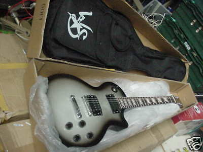 New Solid Hardwood Top Quality Whitestar 6 String Electric Guitar