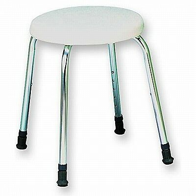 NEW Round Narrow Small Bath/Tub Shower Chair Seat Stool
