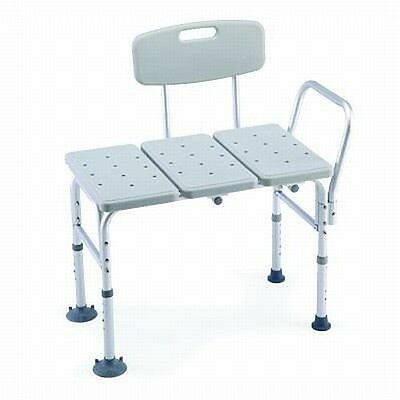 Invacare Shower Bath Safety Transfer Chair Seat Bench