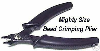 Mighty Bead Crimping Pliers for Crimp Bead Jewelry Wire