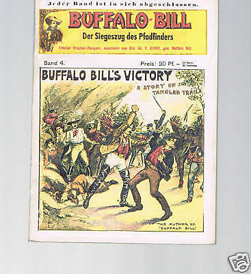Buffalo Bill Nr.  4 VK ND