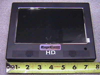 "7""LCD Monitor CCTV Camera Video Test/Tester LCD 12V DC"