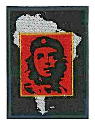 Patch patche écusson patche Che Guevara latino velours thermocollant