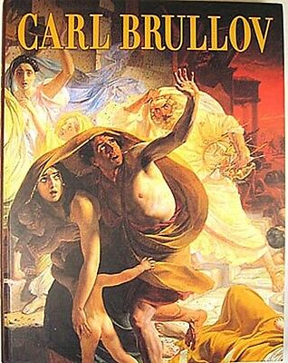 Russian Fine Art Painting  Book Painter Carl Karl Brulov Brullow