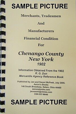 1902 Credit Directory St. Clair County Illinois IL