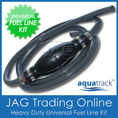 "5/16"" UNIVERSAL OUTBOARD FUEL LINE/HOSE & BULB ONLY - No fittings - Boat./Marine"