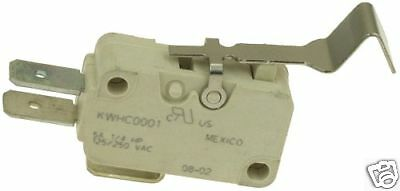 Cherry KWHC Microswitch Micro Switch Silver-Plated Terminals 5A 125/250VAC #270