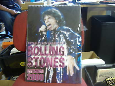The Rolling Stones   Calender 2000   Sealed