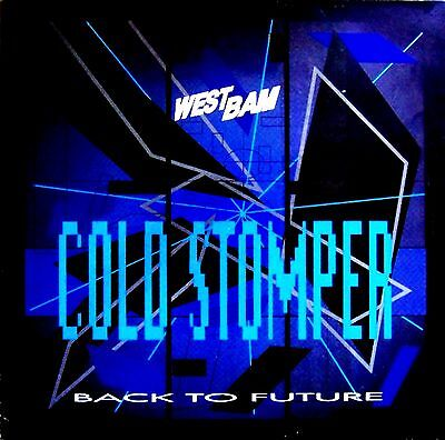 "12"" - WestBam - Cold Stomper (TECH HOUSE) NUEVO - NEW, STOCK STORE LISTEN"