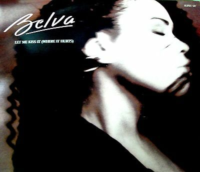 "12"" - Belva - Let Me Kiss It (ELECTRO FUNK) MINT LISTEN"