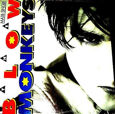 "12"" - The Blow Monkeys - It Doesn´t Have To Be That Way (Pop) New, Nuevo"