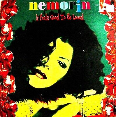 """12"""" - Nemorin - It Feels Good To Be Loved (HOUSE) NUEVO - NEW, STOCK STORET"""