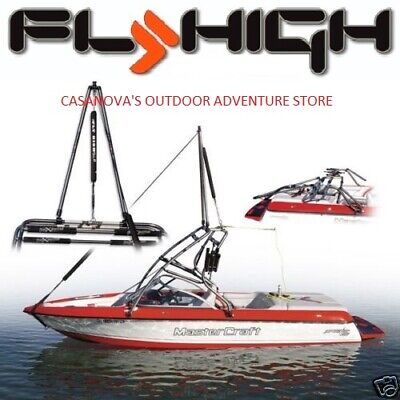 "Fly High W2932 X-Star X80 2 7/8-3"" Wakeboard Boat Tower Extension New Ships Free"