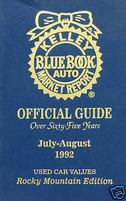kelly blue book used car value