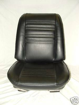 1967 CHEVELLE BUCKET SEAT COVER UPHOLSTERY F & R coupe