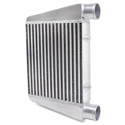 Universal Aluminium Front Mount Turbo Intercooler Fmic 330Mm X 280Mm X 76Mm Core