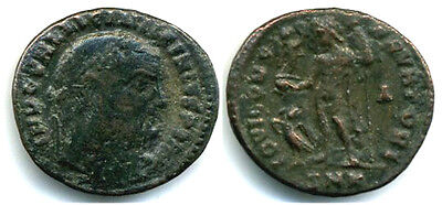 IOVI CONSERVATORI  follis of Licinius I, (308-324AD), Roman Empire
