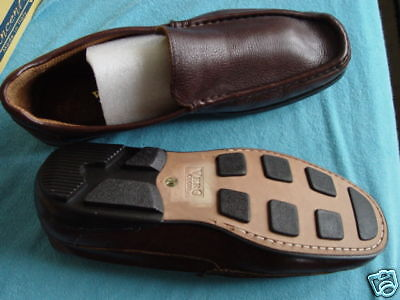 $469 New Vincenti Vero Cuoio Italy Hnmade Shoes Sz10-11