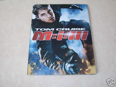 MISSION:IMPOSSIBLE 3- Tom Cruise