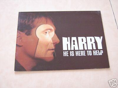 HARRY HE IS HERE TO HELP- Sergi Lopez