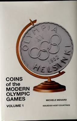 Coins of the Modern Olympic Games Vol. 1 - Reference