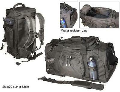 M19 Protec Police Security Holdall With Shoulder Straps