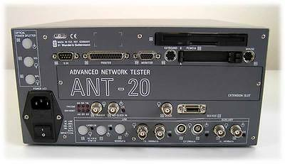 Wandel & Goltermann ANT-20 Advanced Network Tester SDH