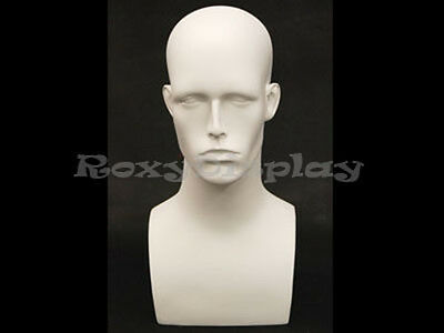 Mannequin Head Bust Wig Hat Jewelry Display MD-EraW2
