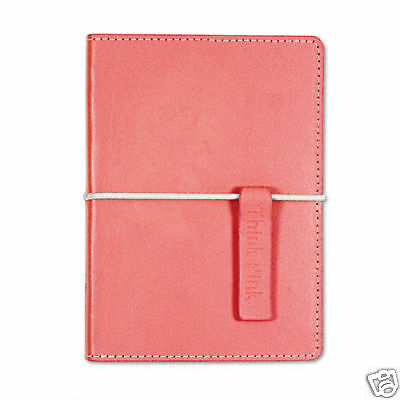 Daytimer Think Pink Bonded Leather Lined Journal