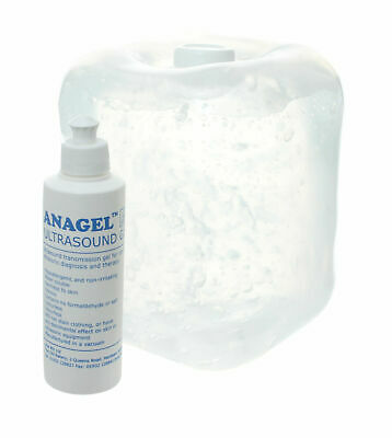 Ultrasound Gel - 5 Litres + 250ml bottle CE / Long EXP