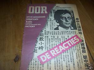 Oor # 1 1981 John Lennon Special. Shortly After He Died