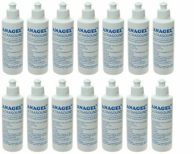 ULTRASOUND TRANSMISSION GEL BOX of 40 x 250ml