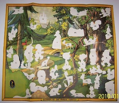 "1939 W.D. Snow White ""Magic Forest"" Premium"
