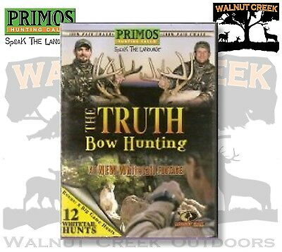 Primos The Truth 1 Bowhunting DVD - HARD TO FIND SEALED