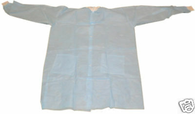 Small Chemical Resistant Lab Coat