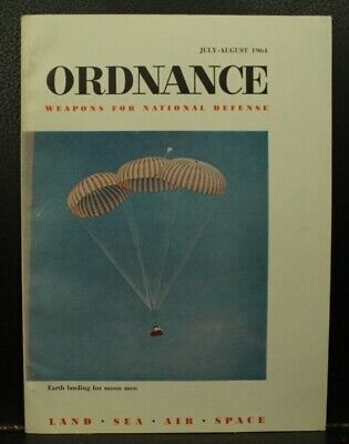 Ordnance July August 1964 Old Military Magazine