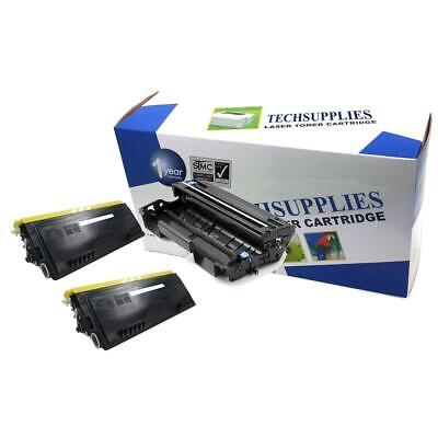 DCP-8040 HL-5150 1xDR-510 Drum + 2xTN-570 Toner for BROTHER