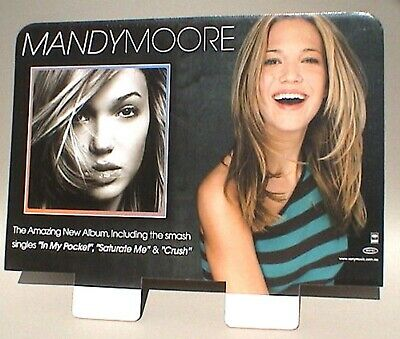 "Mandy Moore Australian Divider / Stand-Up For ""crush"""