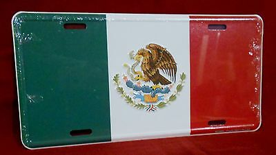 New! Mexico Mexican License Plate