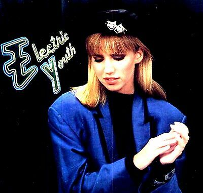 """12"""" - Debbie Gibson - Electric Youth (DISCO)NUEVO - NEW, STOCK STORE LISTEN"""