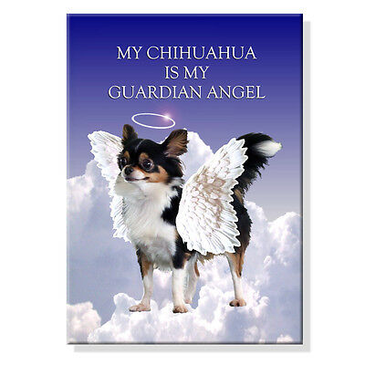 CHIHUAHUA Guardian Angel FRIDGE MAGNET No 2 DOG