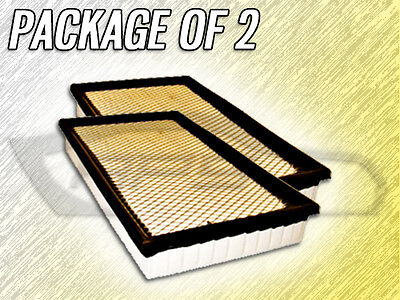 AIR FILTER A55380 FOR JAGUAR XJ SUPER XJ8 XJR XK8 XKR PACKAGE OF TWO