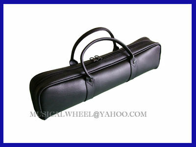 FLUTE CASE COVER - CARRYING BAG Faux Leather -  B Foot