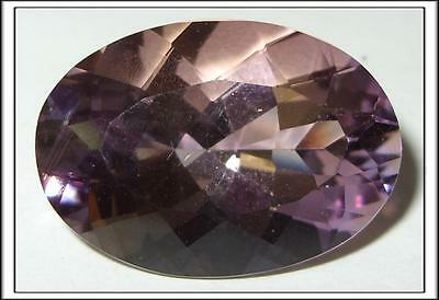 26.87ct Natural Bolivian Blended Ametrine Oval Cut