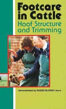 DVD - Footcare In Cattle - Hoof Structure And Trimming