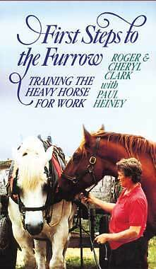 DVD -First Steps To The Furrow By: Roger & Cheryl Clark