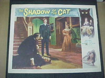 THE SHADOW OF THE CAT, orig LCS (Barbara Shelley)